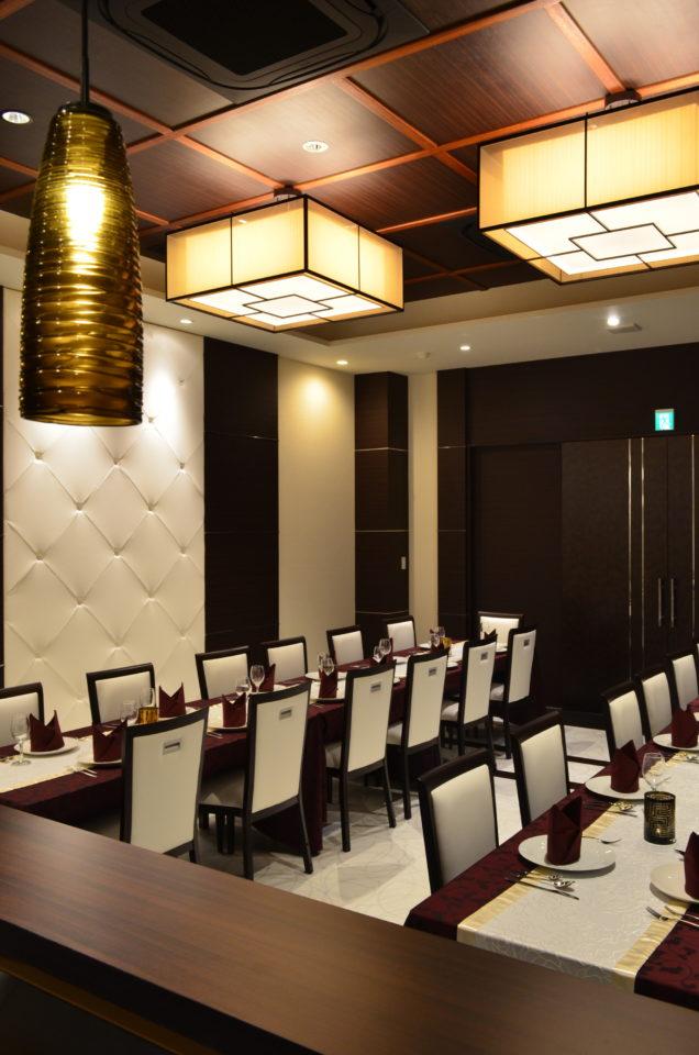 ハートフルセレモ心_会食室