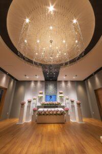 富山 葬儀場 ホール